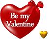 Be my Valentine shower