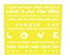 Sky's Love Poster