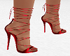 Red String Shoes