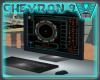 Chevron 9 Computer