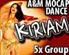 KIRIAM * Dance 5x Group
