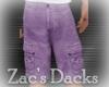[ZAC] Cargo Purple