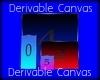 Derivable Art Canvas
