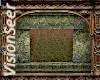 Mossy Stone Wall Piece 2
