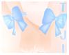 Alice | Wrist Bows