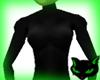 gk Black Body Suit Plain