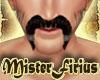 Fili Mustache Dark Brown