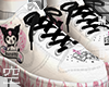 空 Shoes Kuromi M 空