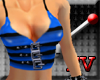EV SCREAM PVC TOP BLU