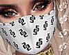 Fashion Mask ϛ5 White
