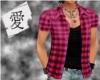 KS- Richy Blouse Pink