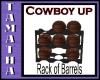 rack of Barrels