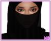 ☪ Sheer Half Niqab