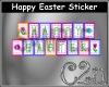 C2u Happy Easter