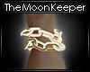 [M] Gold Chain BraceletR