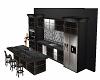 animated black kitchen