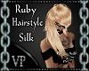 Ruby Silk Hair