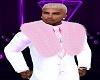 AS Luxury Fur Shawl pink