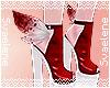 Ankle Wings |Bloody