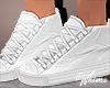 Watch Out White Sneakers