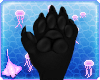 Oxu | Panther Black Paws
