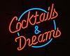 [3] Cocktails Dream sign