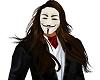 TK(JDS) Guy Fawkes Mask