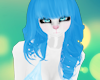 Rihanna 5 // Blue