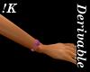 !K! Derivable Bracelet