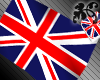 *T* British Beach Towel