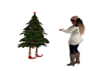 Anim. Dancing Xmas Tree