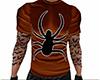 Spider Halloween Shirt M