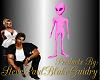 SG/ Pink Alien Avatar