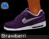 !! Air Max 90 Purple n W