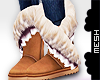 ! Fur Winter Boots