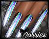 C Unicorn Nails