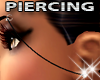 Eyebrow Bridle Piercing