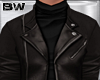 Brown Cas Leather Jacket