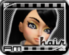 [AM] Merna Black Hair