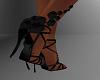 FG~ Ms Black Heels