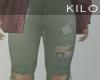 """"""" Olive Lighter Jeans"""
