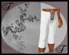 White Period Pants V2