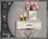 Rus: Glam Side Table