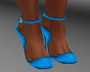 FG~ Sexy Blue Heels