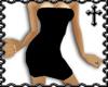 * Black Tube Dress