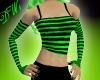 Toxic/Black Fingerless G