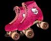 Ash's Roller Skates Pink