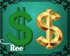 -ȵ- Dollar Sign Enha