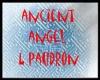 acient angel L pauldron