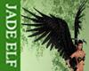 [JE] Black Angel Wings